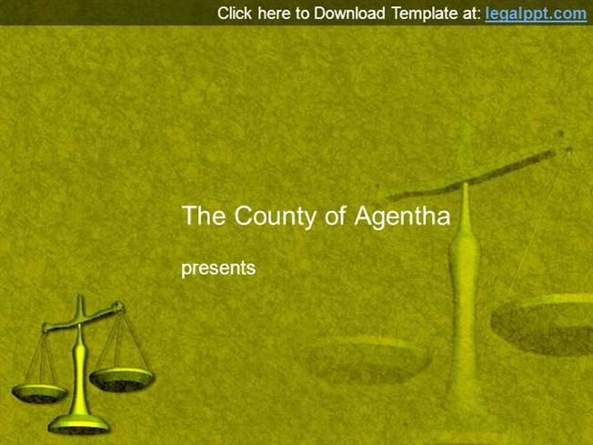 Free scales of justice powerpoint template background authorstream toneelgroepblik Image collections