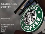 starbuck pre. by bandinee
