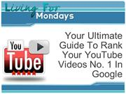 How to rank your YouTube Video No.1 in Google and YouTube