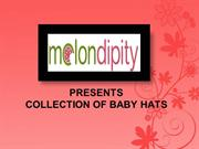 Buy Amazing Collection of Baby Hats for Your Little