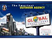 Global Advertisers Hoarding India