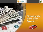 Financing A Car With Zero Percent