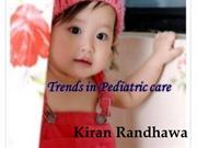 trends in peds
