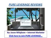 Pure Leverage Reviews|call 800.498.6087 to Join Pure Leverage Review