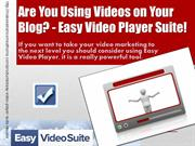 Easy Video Player - Video Marketing