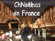 Christmas in France to go with quiz