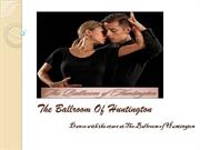 Ballroom Dancing Lessons for Your New and Active Lifestyle