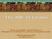 The ABC of London