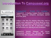 Know About CampusEAI - Portal For Student