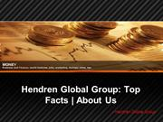 Hendren Global Group: Top Facts | About Us