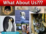 WHAT ABOUT US by Arun