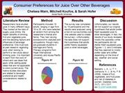 Final Poster Project - Beverage Preference