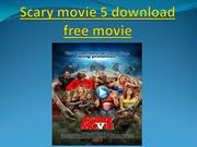 Scary movie 5 download free movie
