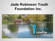 Jade Robinson Youth Foundation Inc. La Verkin, UT