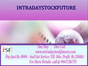 Intraday Stock Futures Tips
