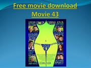 Free movie download Movie 43