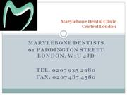 Marylebone Dental Clinic