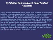 Get Online Help To Reach Child Custody Attorneys
