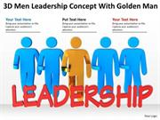 CONCEPT OF BUSINESS LEADERSHIP AND STRATEGY