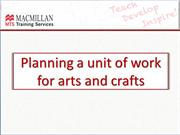 Module 3 Task 3 Planning a unit of work #2
