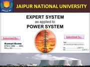 Expert System of POWER System