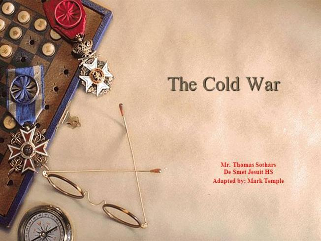 the cold war |authorstream, Powerpoint templates