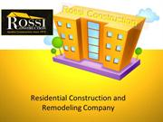 Rossi Construction - Residential Construction Company Tampa