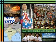 Introduction to Consumer India