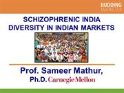 Schizophrenic India - Diversity in India Markets