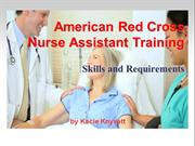 American Red Cross CNA Training