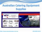 Commercial Catering Equipment, Restaurant Equipment