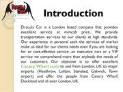 Fast and Reliable Airport Transfer Taxis and Minicabs Services