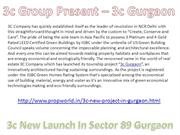 3c gurgaon 9910002540 3c new project in Gurgaon 3c new launch sector 8
