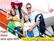 Online Flight Vacation Booking Makes Your Travel Easier