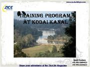 Training Programme  for 9th and 11th Gra