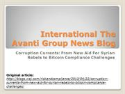 International The Avanti Group News Blog