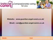 Elderly Care Chichester