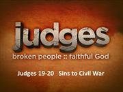 Judges 19 and 20