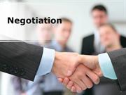 Negotiation PPT Content