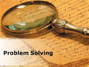 Problem Solving PPT Content