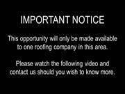 TMM video (roofing)