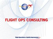 Flight Ops Consulting