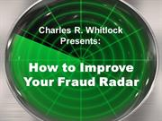 How to Improve Your Fraud Radar
