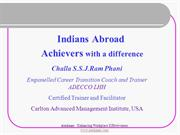 Achievers with a difference aimkaam