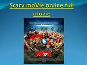 Scary moVie online full movie