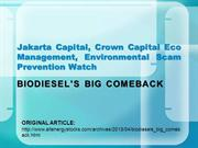 Jakarta Crown Capital Eco Management