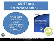 QuickBooks Hosting - QuickBooks Enterprise Solutions