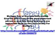 Mothers Day At Discount Gifts Online