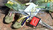USA_Boston Marathon bombing - APRIL 15,2013
