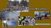 USA_Terror at the Boston Marathon